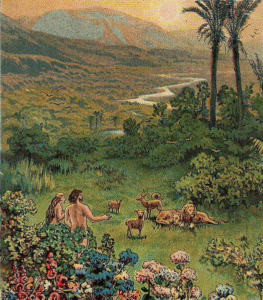 Garden Of Eden Landscape: What Is Your Vision Of A Perfect World?
