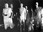 Zombies from The Night of the Living Dead from Wikimedia in Public Domain