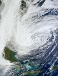 NASA photo of Sandy