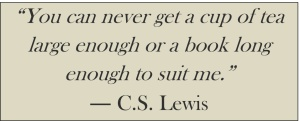 Lewis on Books