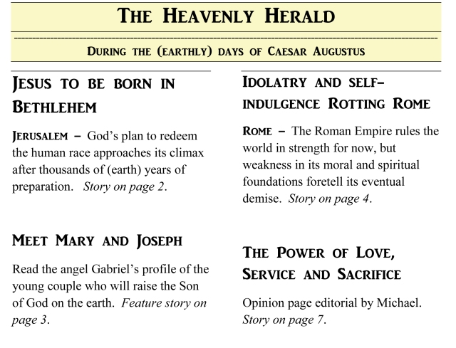 The Heavenly Herald