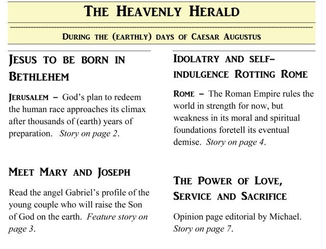 The Heavenly Herald