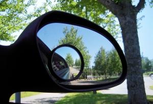 Mirror in mirror