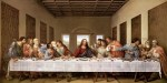 The Last Supper by Leonardo da Vinci from Wikimedia