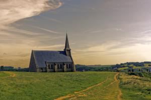 Church in the country from MF