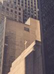 Cross in buildings from unsplash resized